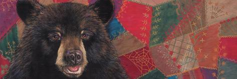 The Heirloom Bear Quilting Society-Penny Wagner-Stretched Canvas Print