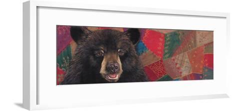 The Heirloom Bear Quilting Society-Penny Wagner-Framed Art Print