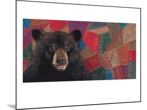 The Heirloom Bear Quilting Society-Penny Wagner-Mounted Premium Giclee Print