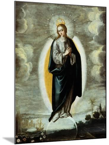 Immaculate Conception-Francisco Pacheco-Mounted Giclee Print