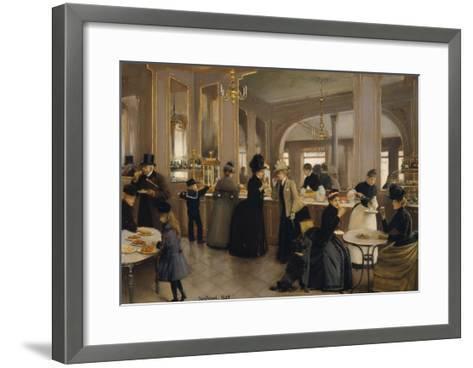 The Pastry Gloppe, 1889-Jean B?raud-Framed Art Print