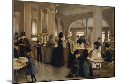 The Pastry Gloppe, 1889-Jean B?raud-Mounted Giclee Print