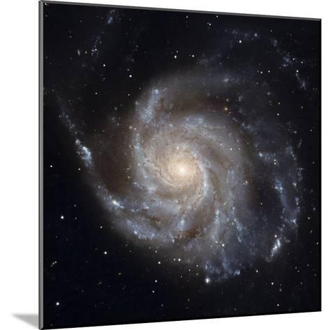 Messier 101, the Pinwheel Galaxy-Stocktrek Images-Mounted Photographic Print