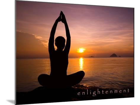 Enlightenment--Mounted Photo