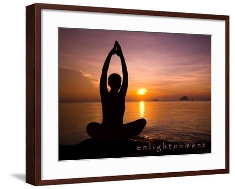 Enlightenment--Framed Art Print