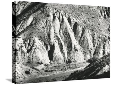 Toward Almeria, Spain 1963-Vincenzo Balocchi-Stretched Canvas Print