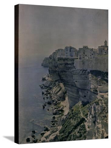 Bocche Di Bonifacio, Sardinia-Henrie Chouanard-Stretched Canvas Print