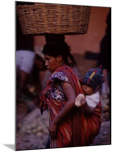 Central American Common Market-John Dominis-Mounted Photographic Print