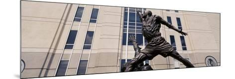 Michael Jordan Statue, United Center, Chicago, Illinois, USA--Mounted Photographic Print