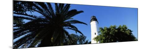 View of Key West Lighthouse, Key West, Florida, USA--Mounted Photographic Print