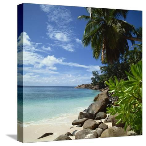 Mahe, Seychelles, Indian Ocean, Africa-Robert Harding-Stretched Canvas Print