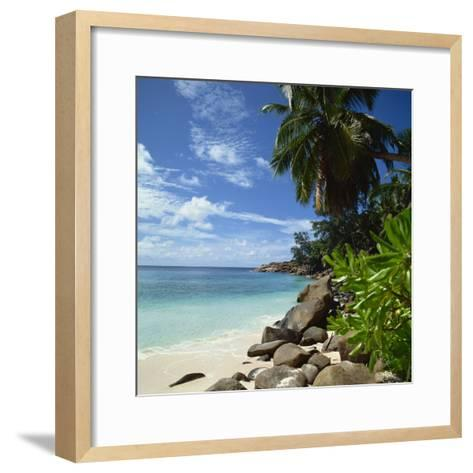 Mahe, Seychelles, Indian Ocean, Africa-Robert Harding-Framed Art Print