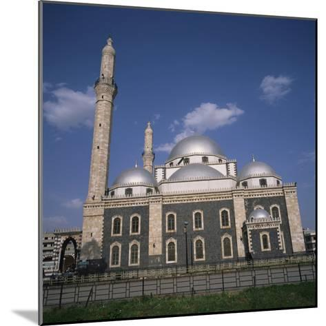 Khalid Ibn Al-Walid Mosque, Built in 1908, Homs, Syria, Middle East-Christopher Rennie-Mounted Photographic Print