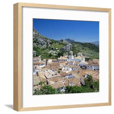 Grazalemar, Near Ronda, Andalucia, Spain, Europe-John Miller-Framed Art Print