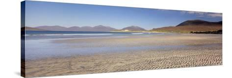 Traigh Luskentyre from Seilebost, South Harris, Outer Hebrides, Scotland, UK-Patrick Dieudonne-Stretched Canvas Print