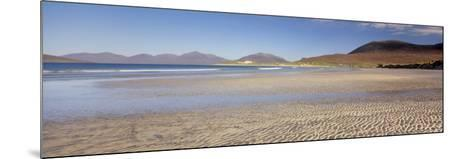 Traigh Luskentyre from Seilebost, South Harris, Outer Hebrides, Scotland, UK-Patrick Dieudonne-Mounted Photographic Print