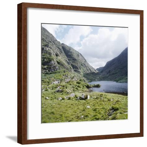 Gap of Dunloe, County Kerry, Munster, Republic of Ireland, Europe-Andrew Mcconnell-Framed Art Print