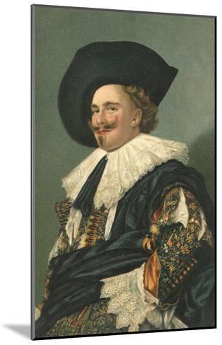 Dutch Cavalier--Mounted Art Print
