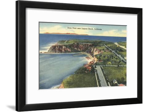 Dana Point, California--Framed Art Print