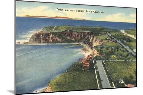 Dana Point, California--Mounted Art Print