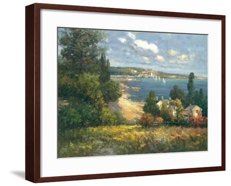 Summer Vista-Nicolas Lancret-Framed Art Print