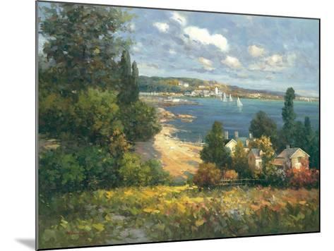 Summer Vista-Nicolas Lancret-Mounted Premium Giclee Print