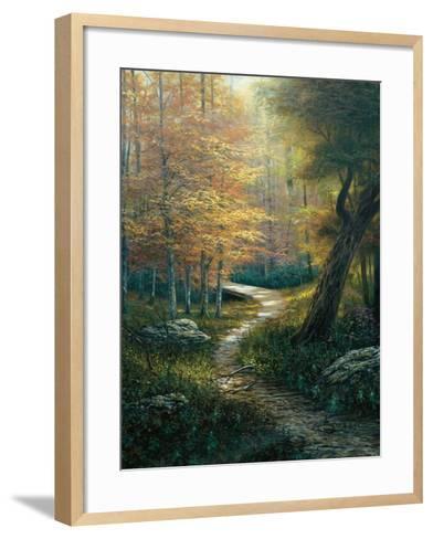 Aspen Beauty-Egidio Antonaccio-Framed Art Print
