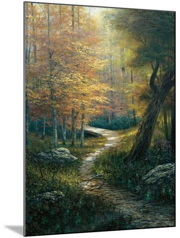 Aspen Beauty-Egidio Antonaccio-Mounted Premium Giclee Print