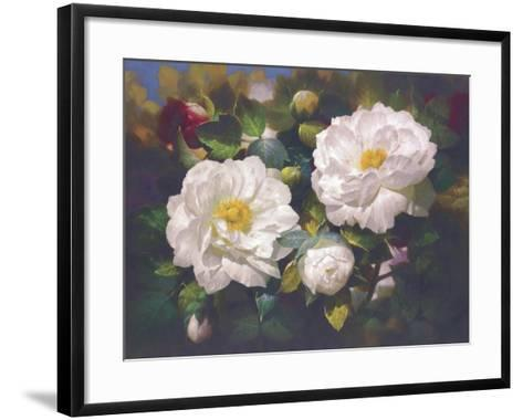 Full Blossom I-Bowmy-Framed Art Print
