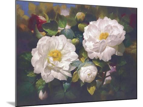 Full Blossom I-Bowmy-Mounted Premium Giclee Print