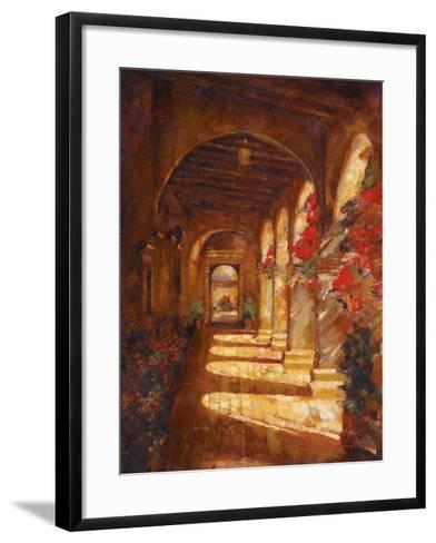Salle De Lumiere- Rutherford-Framed Art Print