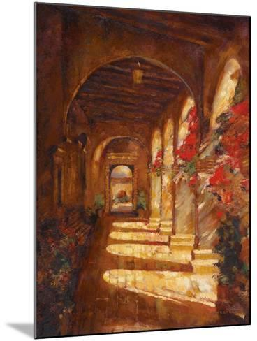 Salle De Lumiere- Rutherford-Mounted Art Print