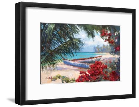 Tropical Hideaway-Nenad Mirkovich-Framed Art Print