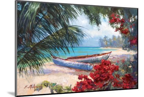 Tropical Hideaway-Nenad Mirkovich-Mounted Art Print