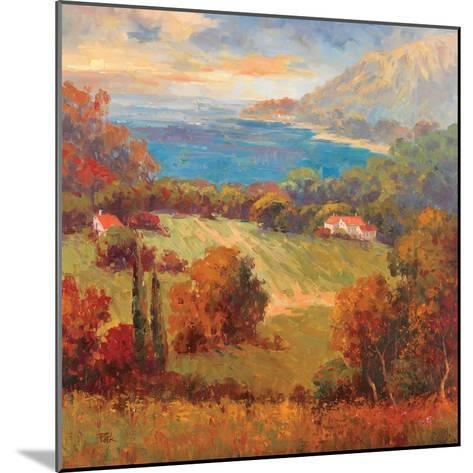 Tuscan Hill View-K^ Park-Mounted Art Print
