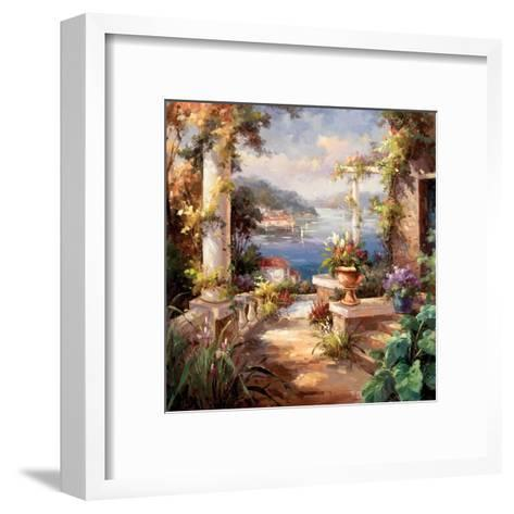 Pompeii Terrace-Horwich-Framed Art Print
