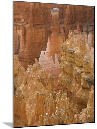 Thor's Hammer, Bryce Canyon National Park, Utah, United States of America, North America-Jean Brooks-Mounted Photographic Print