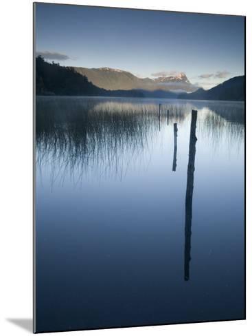 Lago Espejo, Siete Lagos Region, Nahuel Huapi National Park, Rio Negro, Argentina, South America-Colin Brynn-Mounted Photographic Print