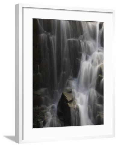 Edith Falls, Mount Rainier National Park, Washington, United States of America, North America-Colin Brynn-Framed Art Print