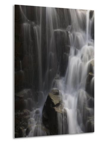Edith Falls, Mount Rainier National Park, Washington, United States of America, North America-Colin Brynn-Metal Print