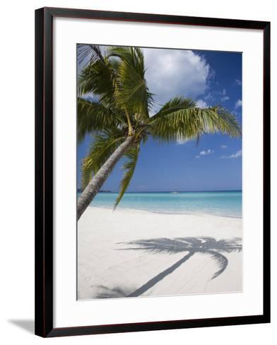 Negril, Jamaica, West Indies, Caribbean, Central America-Angelo Cavalli-Framed Art Print