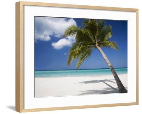 Negril, Jamaica, West Indies, Caribbean, Central America-Angelo Cavalli-Framed Art Print