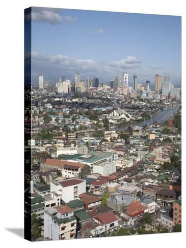 Manila, Philippines, Southeast Asia-Angelo Cavalli-Stretched Canvas Print