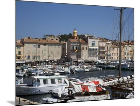 St. Tropez, Var, Provence, Cote D'Azur, French Riviera, France, Mediterranean, Europe-Angelo Cavalli-Mounted Photographic Print