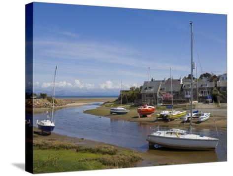 River Soch Estuary, Abersoch, St.Tudwals Road, Llyn Peninsula, Gwynedd, North Wales, Wales, UK-Neale Clarke-Stretched Canvas Print