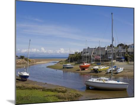 River Soch Estuary, Abersoch, St.Tudwals Road, Llyn Peninsula, Gwynedd, North Wales, Wales, UK-Neale Clarke-Mounted Photographic Print