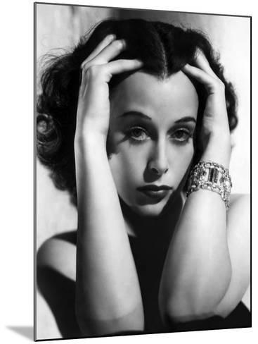 Algiers, Hedy Lamarr, 1938--Mounted Photo