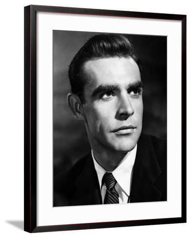 Another Time, Another Place, Sean Connery, 1958--Framed Art Print