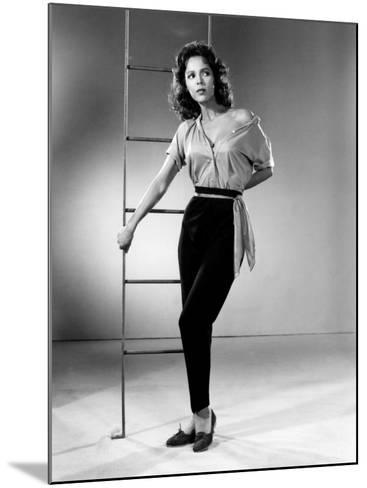 The Decks Ran Red, Dorothy Dandridge, 1958--Mounted Photo