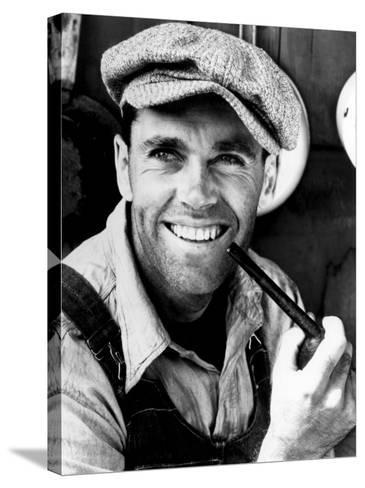 Grapes of Wrath, Henry Fonda, 1940--Stretched Canvas Print
